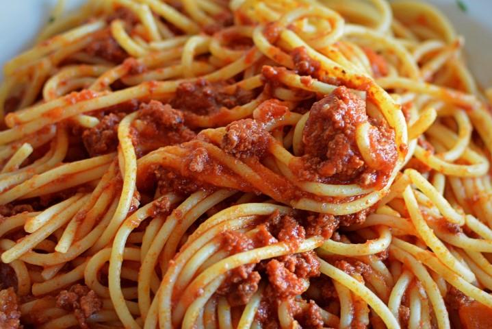 ספגטי בולנז עשיר