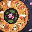 השף אביגיל מייזליק מגישה: פשטידת קישואים, עגבניות וגבינה צפתית