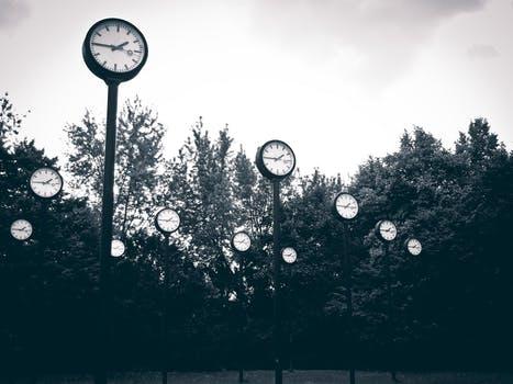 זמן- קונפליקטים ופתרונות