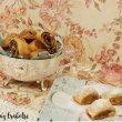 עוגיות מגולגלות מקמח כוסמין לבן / לירז טרבלסי