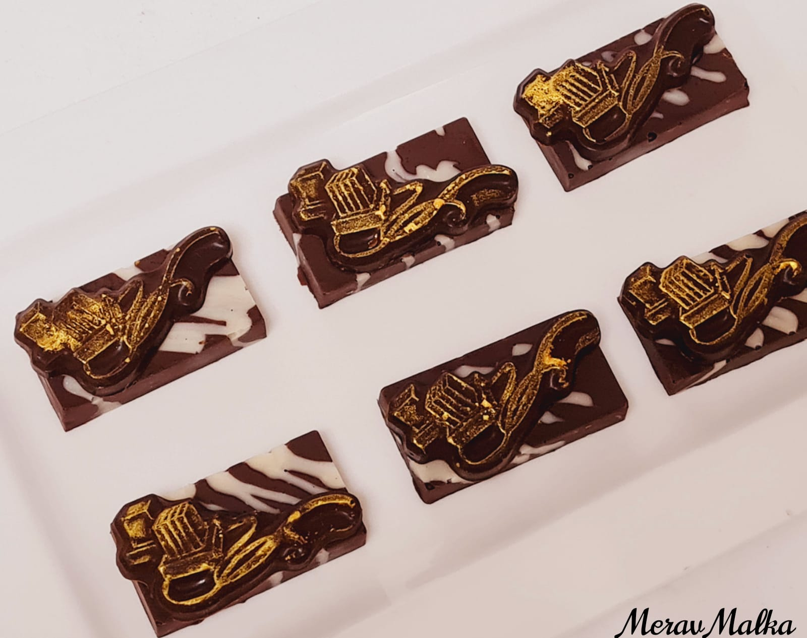 הכי פשוט, הכי טעים: חיתוכיות שוקולד