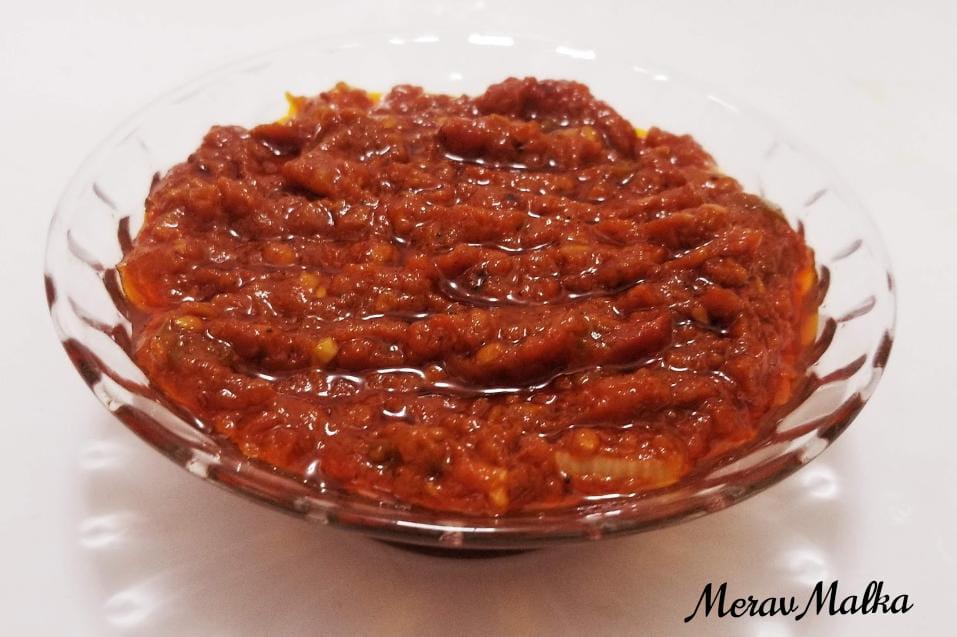 מתאים לכל ארוחה: סלט מטבוחה מרוקאי אותנטי / מירב מלכה