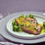דג אמנון מעולה עם תבלינים ועשבי תיבול / ברוכי קופטייל