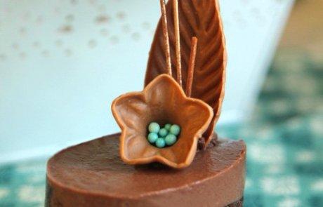 בוטנלה, שוקולד וריבת חלב פשוט כדי להרשים:)