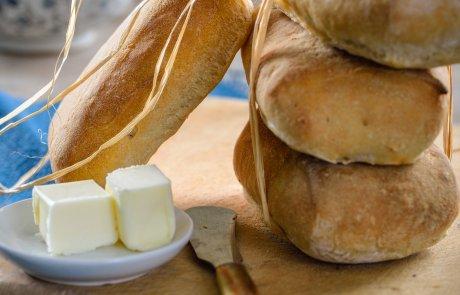 לחם ג'בטה / השפית ליאורה כהן