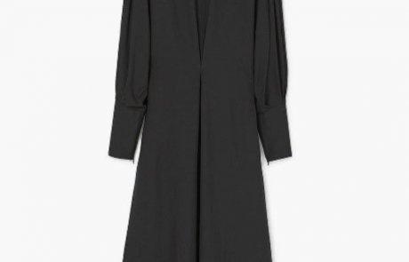 איך ללבוש בכמה דרכים שמלה שחורה