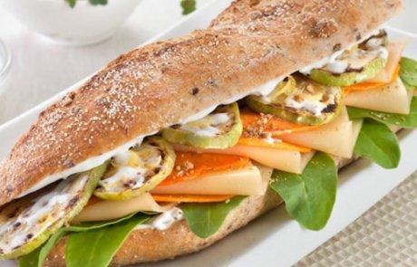 בשנה הבאה כבר לא תצטרכי לשאול : אז מה לשים לך בסנדוויץ'? מתכונים בריאים וטעימים לכריכים