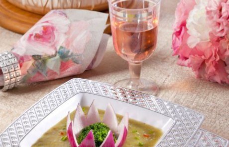 מרק ברוקולי מוקרם כשר לפסח מופלא וקל הכנה:)