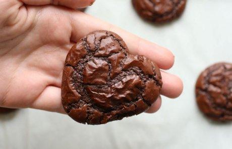 עוגיות בראוניז פסחיות / אופה לשבת