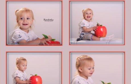 ברכת שנה טובה להורים עם צילומי ילדים/ רחלי רכניצר