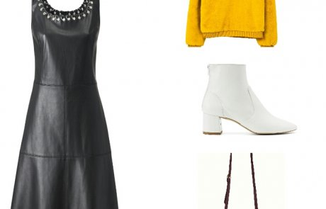 איך ללבוש בכמה דרכים שמלת סרפן