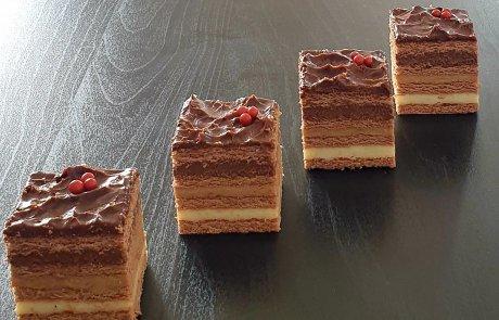 מרשים וטעים: עוגת אפקט הכפית/ ליטל כהן