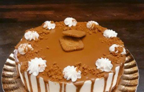 עוגת גבינה ולוטוס / רותי היאט