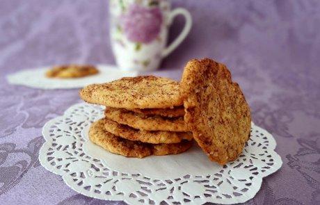 """מתאים לצאת הצום: עוגיות """"סבתא"""" קינמון / לירז טרבלסי"""