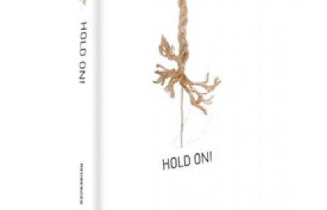 'תחזיק חזק!' ספר חדש