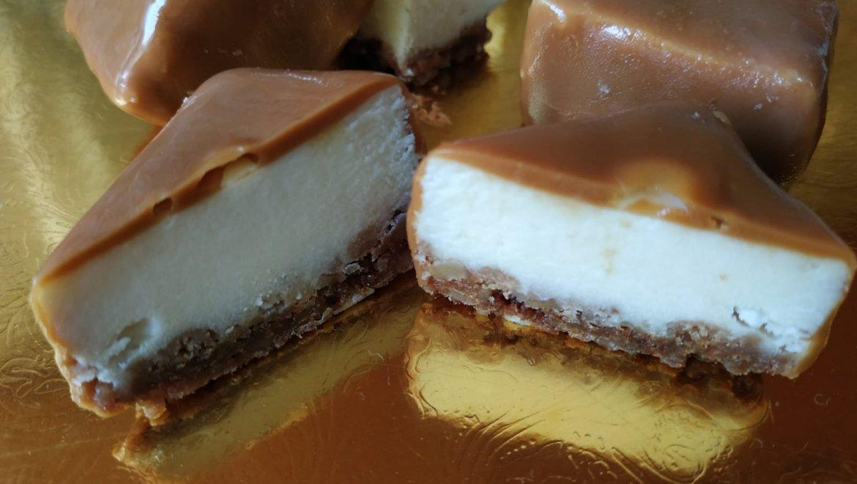 כמה פשוט כך טעים: קרנץ' גבינה בציפוי לוטוס
