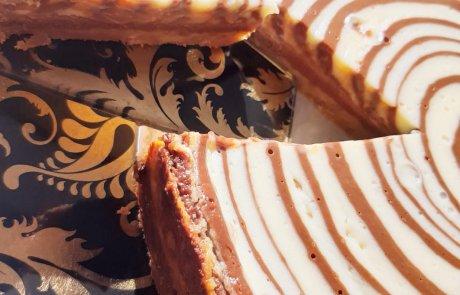 עוגת ספירלה שוקולדית/ מירי ססובר