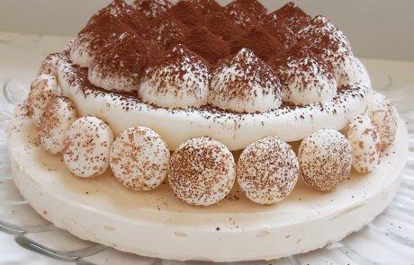 נסיכה או מלכה, תחליטו אתם:) עוגת מוס טירמיסו /מירי ססובר