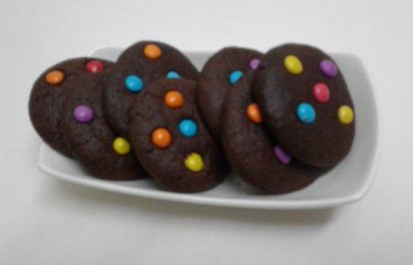 להכנה עם הילדים: עוגיות שוקולד ועדשים / רותיז
