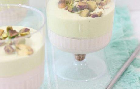 10 דקות הכנה: גלידת נוגט ופיסטוק / חיה קסטיאל