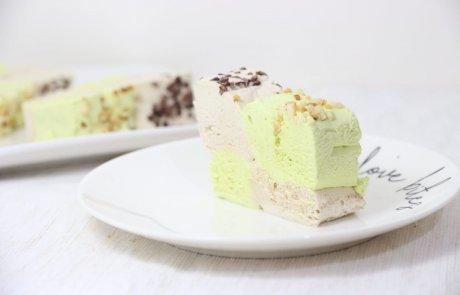 גלידה קפה פיסטוק / חיה קסטיאל