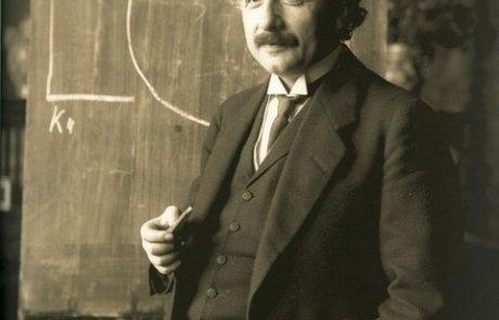 אלברט איינשטיין בין חומות הסטיגמה
