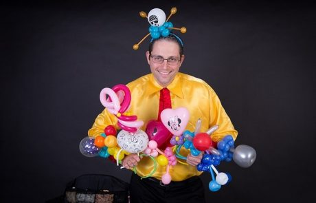 רותי מזר מגישה: פורים בבלונים – הדרכה מצולמת ליצירת ליצן! לשעת איכות עם הילדים …