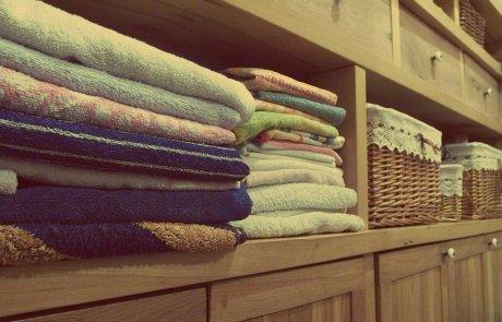 4 כללים איך לסדר את ארון הבגדים לפסח