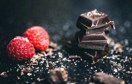 זהירות מתחסל במהירות: חיתוכיות שוקולד וריבת חלב