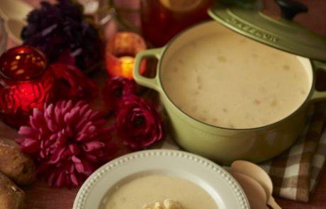 מתכון למרק ערמונים פשוט נפלא…