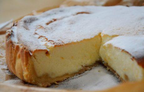 עוגת גבינה קלילה ונהדרת