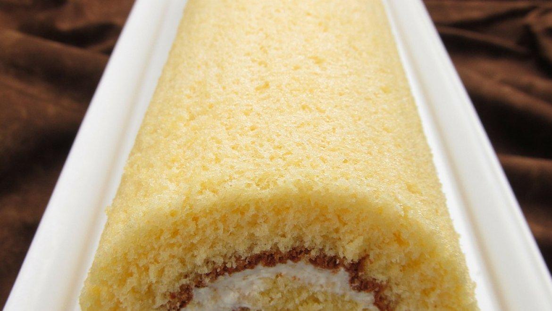 עוגת רולדה כשרה לפסח בטעם לא פסחי…