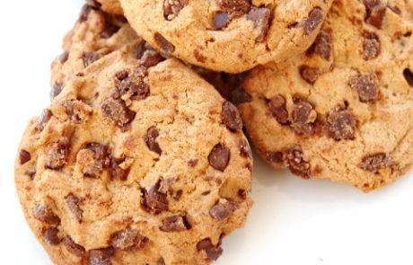 עוגיות שקולד צ'יפס מפנקות שתמיד מצליחות..