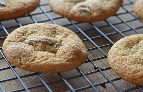עוגיות טחינה וקמח מלא, ים של בריאות וטעם