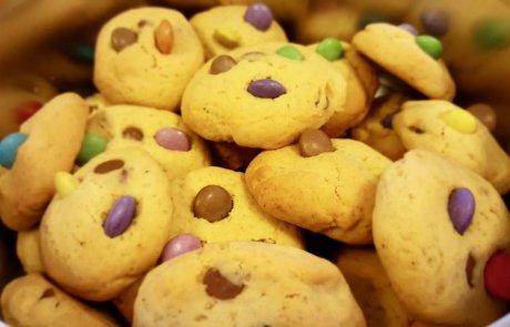 לכבוד החופש מה שהילדים הכי אוהבים! עוגיות שוקולד צ'יפס עם עדשים