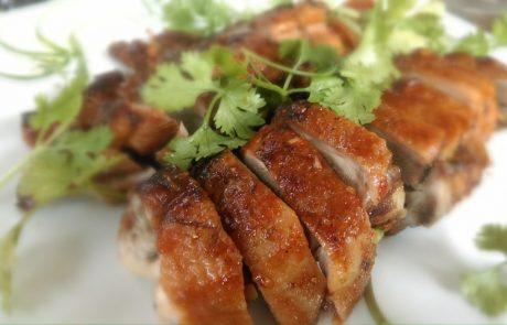 לאלו שאוהבות להשקיע- חזה עוף ממולא חזה עוף עם אורז, צימוקים וצנוברים