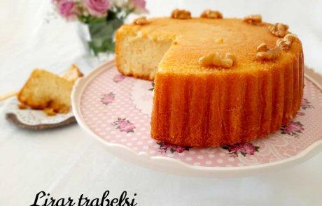 עוגת וניל ומייפל חלומית/ לירז טרבלסי
