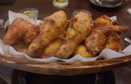 עוף בתנור בסגנון סיני