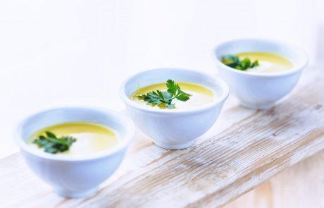מרק כרובית- מדהים! יש לו טעם חלבי, עשיר ומפנק אבל הוא פרווה…