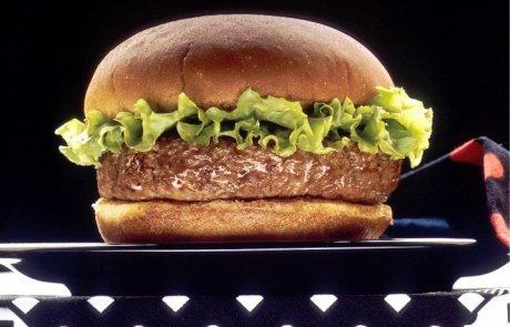 בארצות הברית בוחרים נשיא, בארץ בוחרים בבורגר אמריקאי