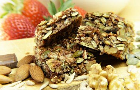 ממתק הבריאות שלנו שכולם מאוד אוהבים… בהכנה ביתית!