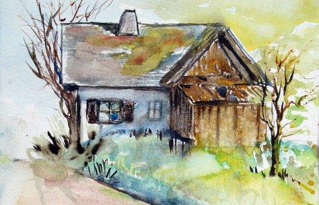 """""""הציור מעיד על תחושה מאוד לא נוחה כלפי הבית""""- כך תדעו מה מצב ילדכם…"""