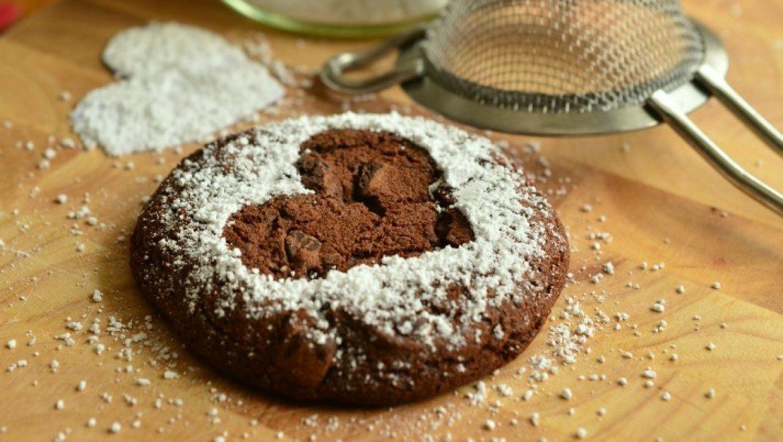 עוגיות בראוניז טעימות..