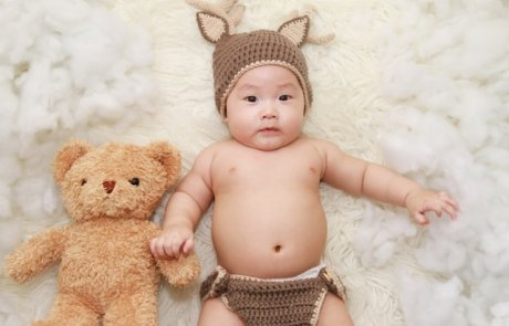 יולדת טריה? אמא? מישהו חושב שמגיע לך 6 חודשים חופשת לידה!