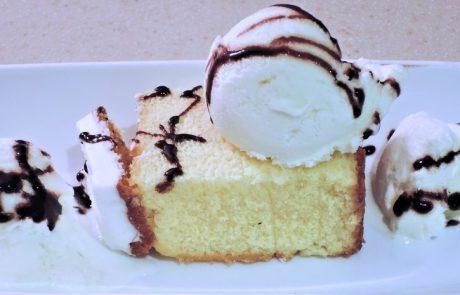 עוגת וניל קינמון, עוגה רכה טעימה, וכל כך קלה להכנה