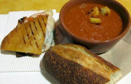 מרק עגבניות… מיוחד לשבת סגרירית