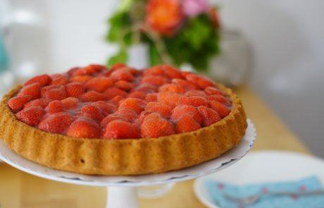 מתכון קייצי: פאי תותים – הפאי הכי טעים שאי פעם תכינו באחריות!!!