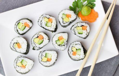 היום כולם כבר יודעים שלהכין סושי בבית זה לא לשפים בלבד:)
